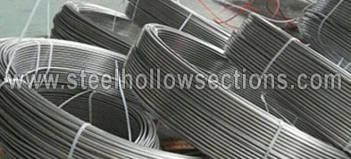 Alloy Steel Coiled Tubes Suppliers Exporters Dealers Distributors in India