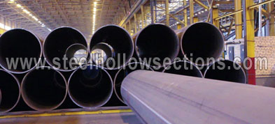 Mild Steel MS Circular Hollow Section Suppliers Exporters Dealers Distributors in Mumbai