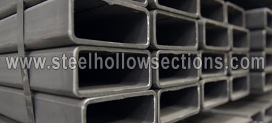 Mild Steel MS Rectangular Pipe Suppliers Exporters Dealers Distributors in Silvassa