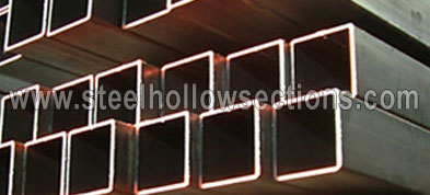 Mild Steel MS Square Tube / Tubing Suppliers Exporters Dealers Distributors in Silvassa