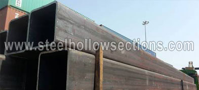 Mild Steel MS Square Pipe / Tubing Suppliers Exporters Dealers Distributors in Silvassa
